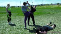 Beat Up The Park Perverts